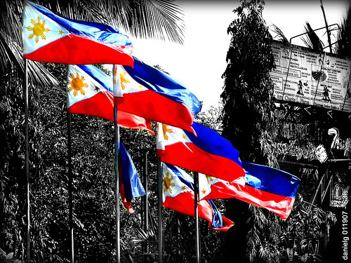 philippine flag photo: Philippine flag