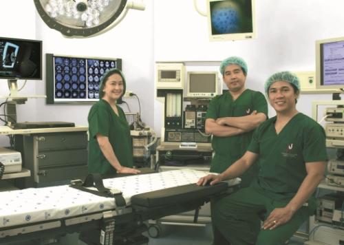 friendly surgeons at UPMC