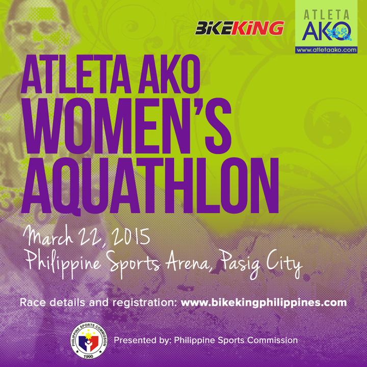Atleta Ako Women's Aquathlon on March 22