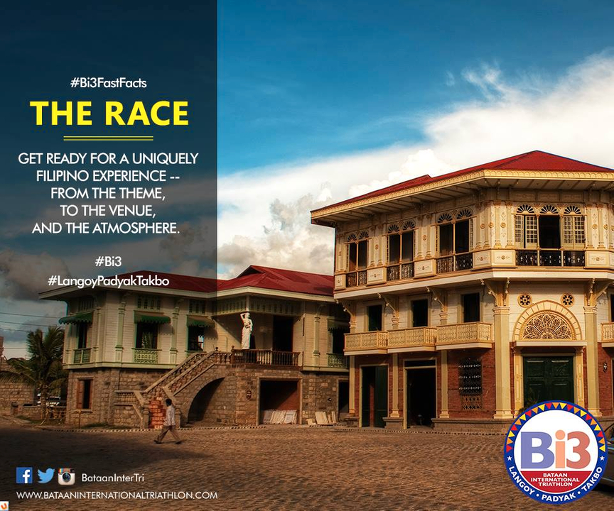 Bataan International Triathlon on November 29 to 30