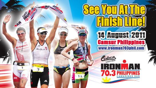 Camsur Ironman 70.3
