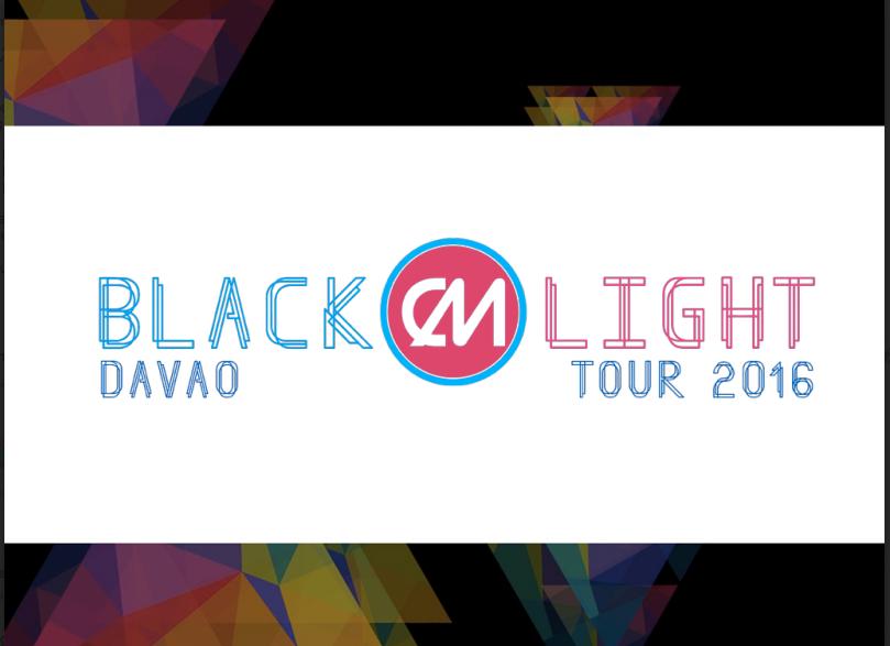 CM Blacklight Edition Davao