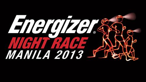 Energizer Night Race Manila on May 4, 2013 at BGC