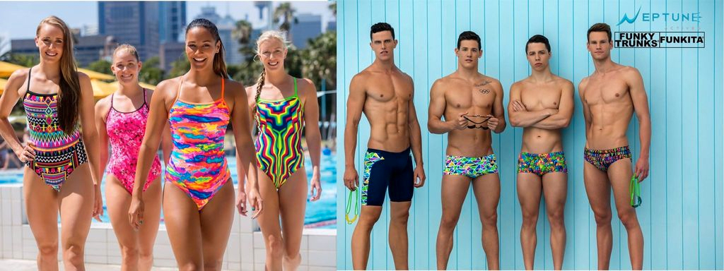 Funkita and Funky Trunks distributed in PH by Neptune Actives Marketing