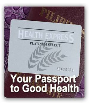 Health Express Platinum Card