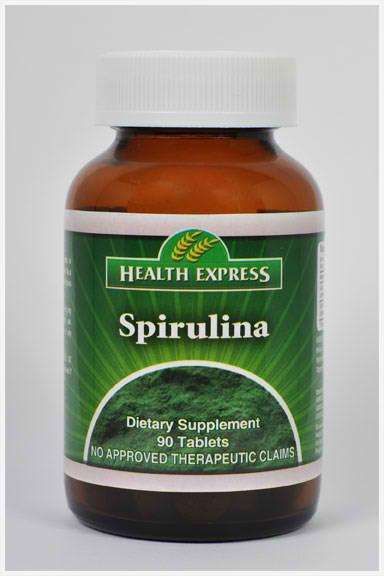 Health Express Spirulina