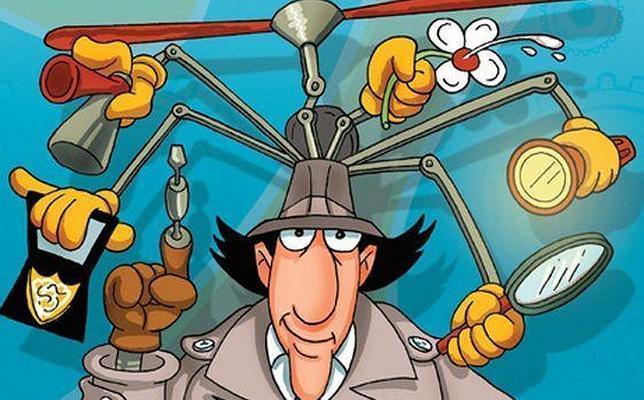 Inspector Gadget gadgets (c) DIC Entertainment