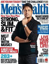 Men's Health January 2011