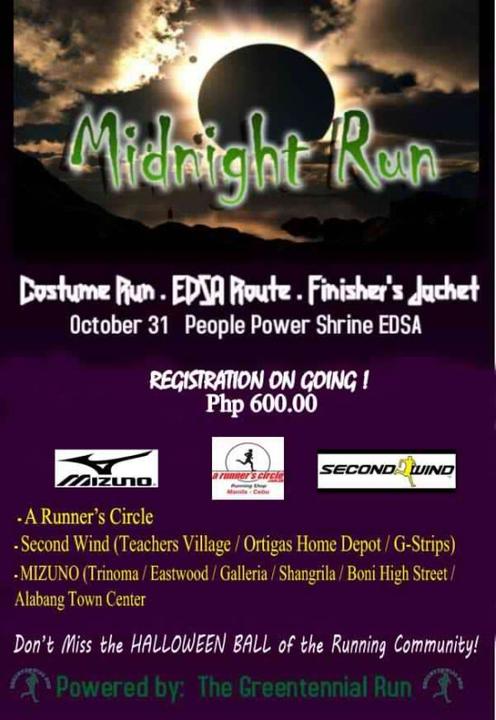 Midnight Run by Greentennial Run