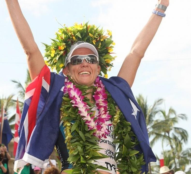 Mirinda Carfrae 2013 Kona champion