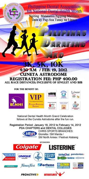 Pilipinas Darating Ako on February 19