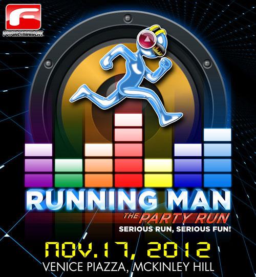 Running Man: The Party Run on November 17