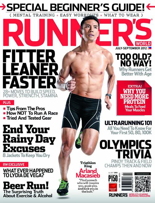 Runner's World Philippines July-September