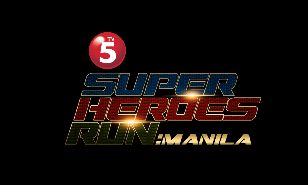 TV5 Super Heroes Run on February 25, 2017 at SM Mall of Asia Grounds