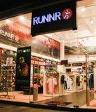 RUNNR storefront