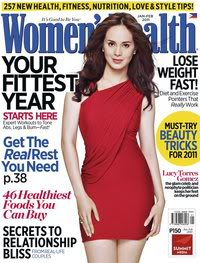 Women's Health January 2011