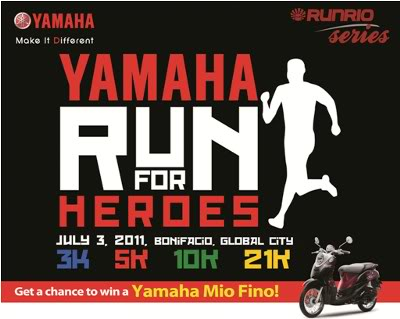 Yamaha Run for Heroes