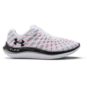 UA Flow Velociti Wind in white and pink
